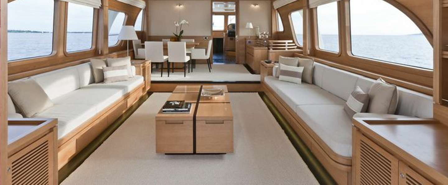 Yacht Interior Cleaning Sofa Amp Carpet Cleaning Services