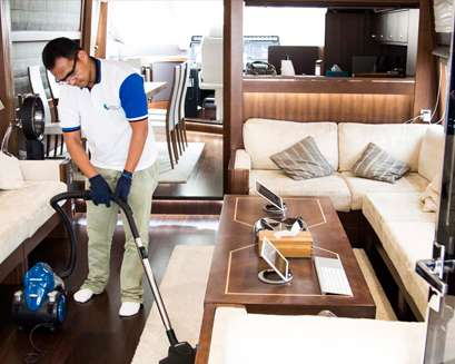 Yacht Interior Cleaning Sofa Carpet Cleaning Services In Dubai Sharjah Ajman